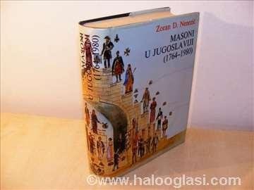 Masoni u Jugoslaviji (1764-1980)