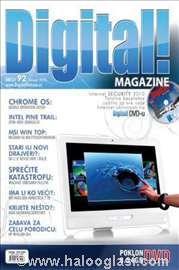 Časopis Digital! Komplet