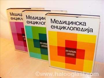 Medicinska enciklopedija 1-3 ,Vuk Karadž