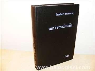 Um i revolucija - Herbert Marcuse