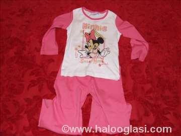 Dizni pidžama sa Mini Maus vel. 4 -nova