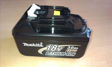Makita baterija 18V 3.0Ah Li-ion nova