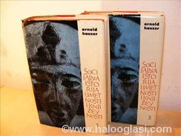 Socijalna istorija umetnosti i književno