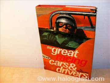 Great Racing Cars and Drivers by Charles