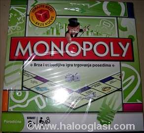 Monopol sa srpskim ulicama, novo