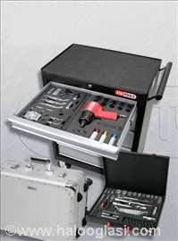 Torbe, kutije, ormari za alat