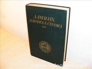 Almanah Jadranska straža za 1927.godinu