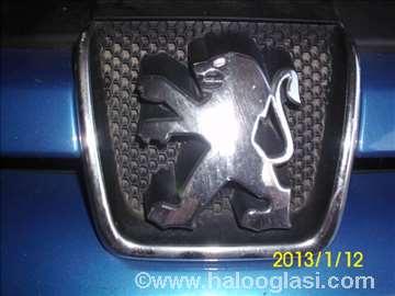Delovi za Peugeot 307 407 206 306 807