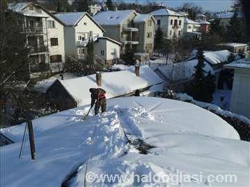 Čišćenje snega i leda