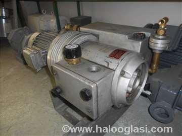Vakum pumpe uljne i suve