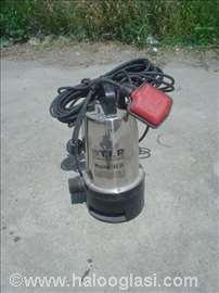 Pumpe za septičke jame ili bistru vodu