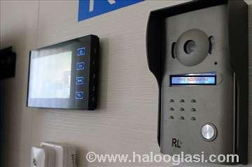 Interfoni audi video  kuće lokale stambene zgrade