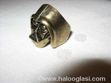 Star Wars Darth Vader Bronze Ring prsten