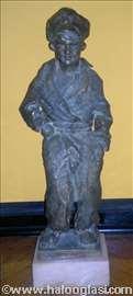Bronzana skulptura - Bezgrižie