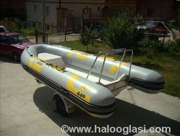 RIB čamac Atol 440