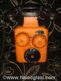 Stari telefon-eksterno zvono