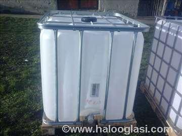 IBC kontejneri za vodu 1000l