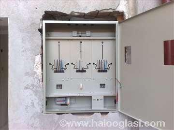 Izvođenje električnih instalacija