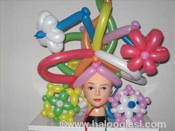 Revija čarobnih šeširića sreće za decu