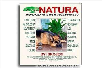 Natura - svi brojevi