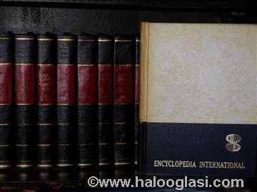 Encyclopedia International by Grolier 20