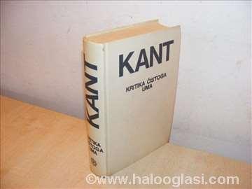 Kritika čistoga uma - Imanuel Kant