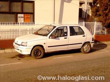 Renault Clio, delovi