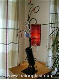 Lampa stalak za vino 70cm