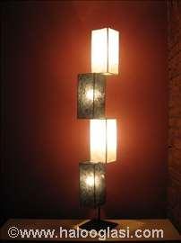 Podna lampa Goran 135cm