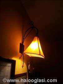 Zidna lampa Konoba
