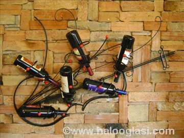 Zidni stalak za vina-6 flaša