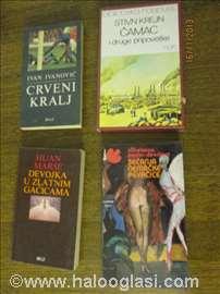 4 knjige iz 1980-ih godina prošlog veka