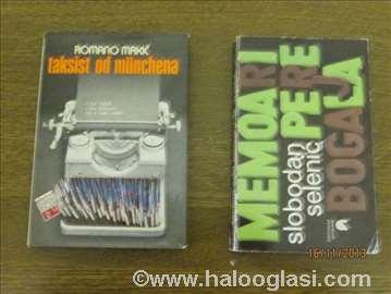 Dve knjige iz 1980-ih godina prošlog veka