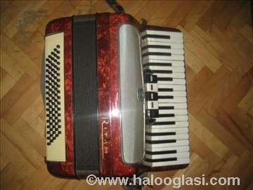Harmonika Melodija 80 basova