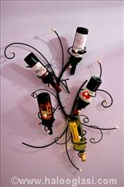 Stalak za vina zidni