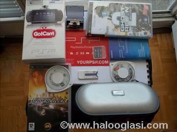 Originalne igrice i oprema za PSP