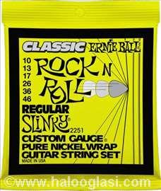 Žice za električnu gitaru Nickel Slinky