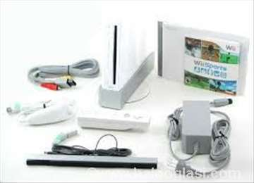 Nintendo Wii  +softmod+Sd16gb+igre