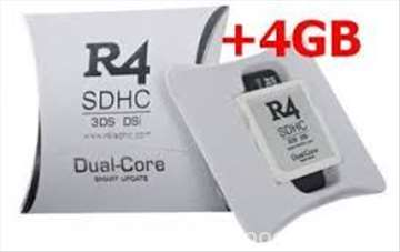 R4i 3DS card-Dual Core