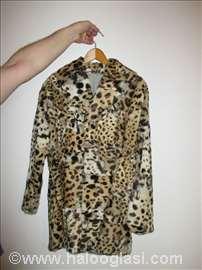 Bunda od leoparda 100% prirodna koža