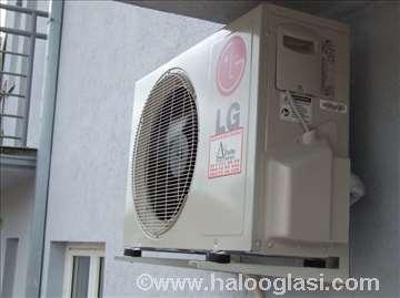 Servis za rashladne i klima uređaje