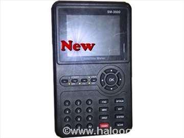 Satellite meter SM 3500