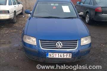 VW Passat B5, 1.9TDi