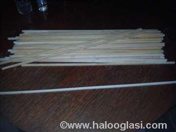 Štapići za šećernu vunu