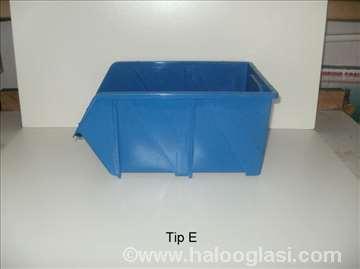Plastične kutije tip E