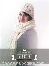 Maria kapa + šal