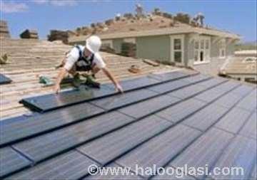 Limarski radovi i kompletni radovi na krovovima