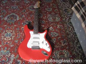 Električna gitara Behringer