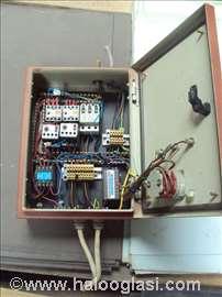 Povoljno! Razni elektro ormani i elektromotori
