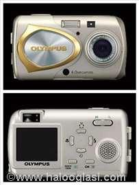 Olympus MJU 410